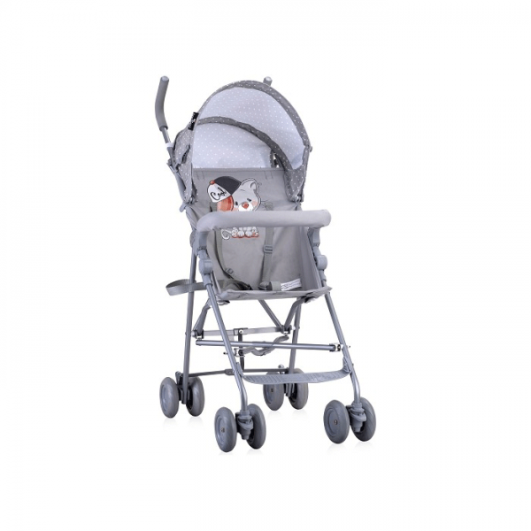 Lorelli Bertoni kolica Light Gray Cool Cat