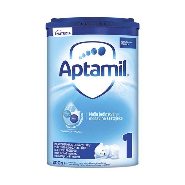Aptamil 1 Pronutra Advance 800g