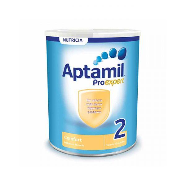 Milupa Aptamil Comfort 2 mleko 400g