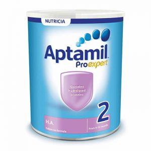 Milupa Aptamil HA 2 mleko 400g