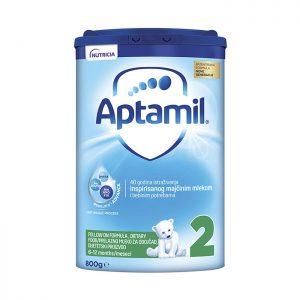 Milupa Aptamil 2 mleko