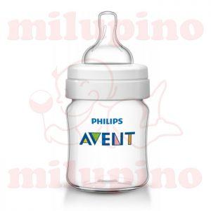 Avent plastična flašica classic plus 0m+ 125ml