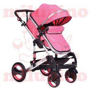 Cangaroo kolica Gala Pink