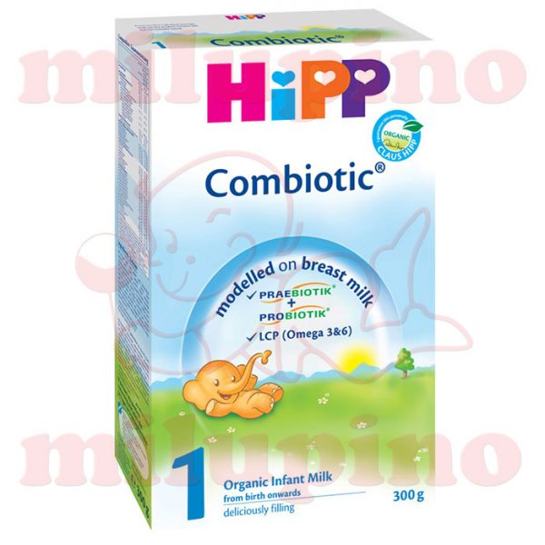 hipp combiotic 1 mleko 300g