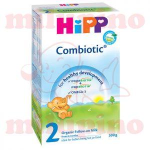 hipp combiotic 2 mleko 300g