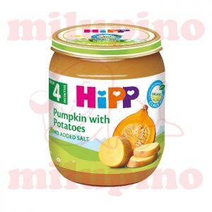 hipp kašica bundeva i krompir 125g