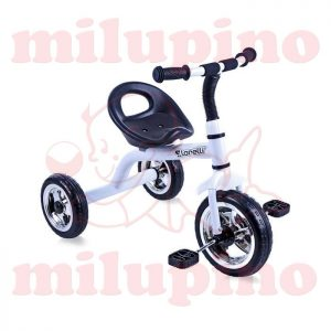 Lorelli Bertoni dečiji tricikl A28 White