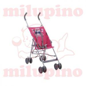 Lorelli Bertoni kolica Flash Pink Kitty