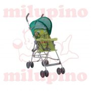 Lorelli Bertoni kolica Light Green Garden