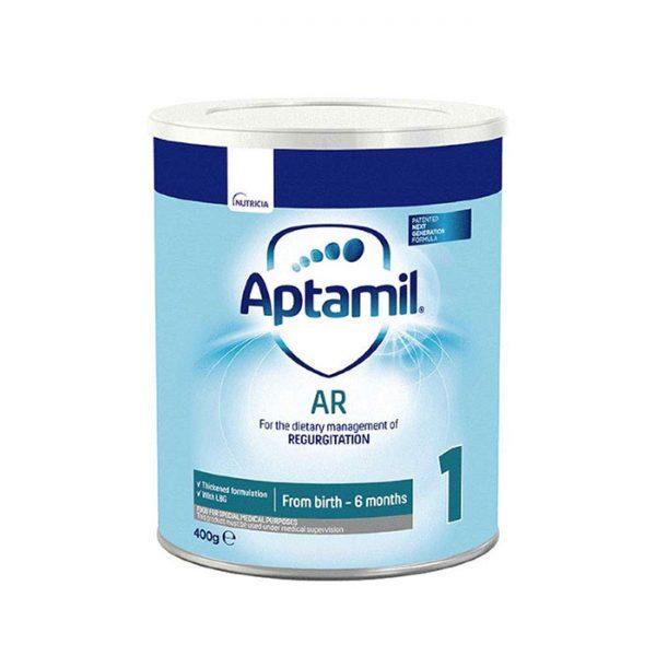 milupa aptamil anti-regurgitation mleko