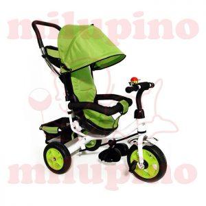 NouNou dečiji tricikl Trixie Green