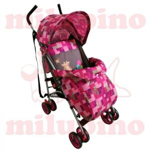 NouNou kolica Siena Pink