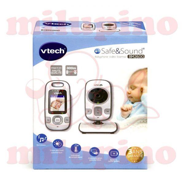 Vtech bebi alarm Safe and Sound sa kamerom BM2600