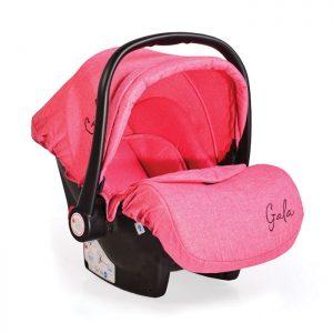 Cangaroo auto sedište Gala pink 0-13kg