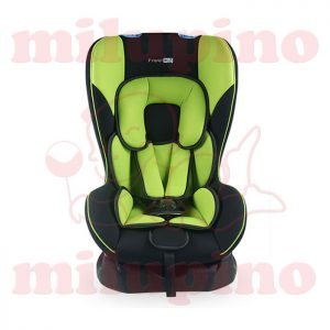 Auto sedište Erida Green and Black 0-18kg