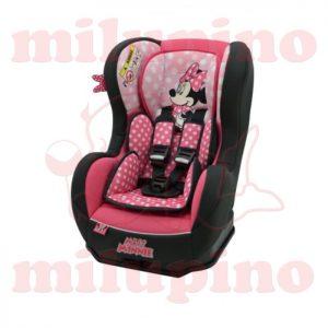 Nania Auto sedište Cosmo Minnie Mouse 0-18kg