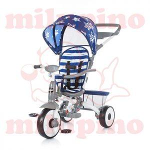Chipolino dečiji tricikl Urban Blue