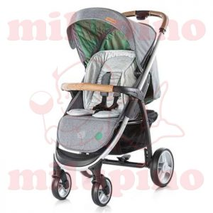 Chipolino kolica Avenue 3u1 Grey