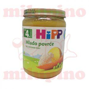 hipp kašica mlado povrće