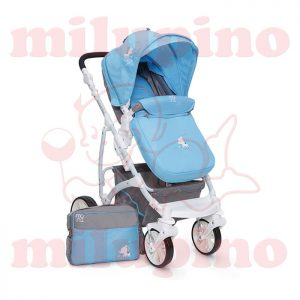 Moni kolica Tala set Blue