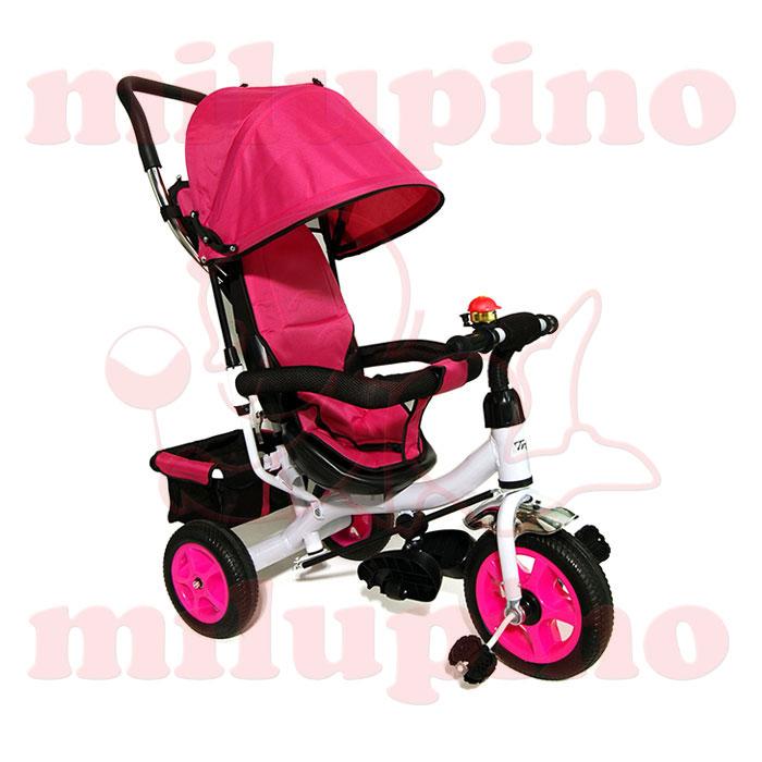 NouNou dečiji tricikl Trixie Pink
