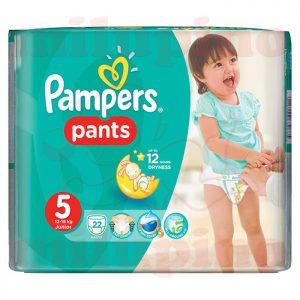 Pampers Pants Junior 5 (12-18kg) 22 kom
