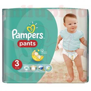 Pampers Pants Midi 3 (6-11kg) 26 kom
