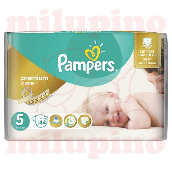Pampers Premium Care Junior 5 (11-18kg) 44 kom