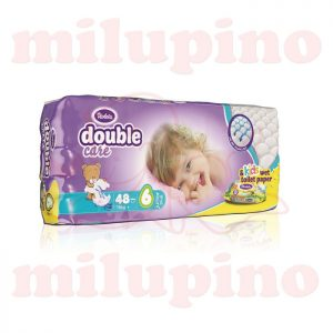 Violeta Double Care pelene Junior Plus 6 (16+) 48kom