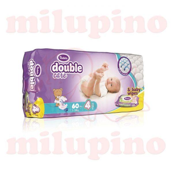 Violeta Double Care pelene Maxi 4