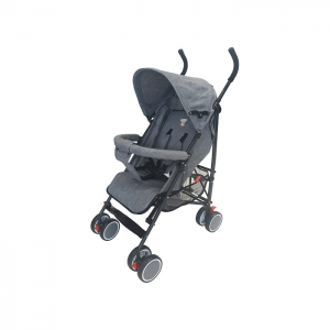 Baby Bear Origin kolica Onix Grey