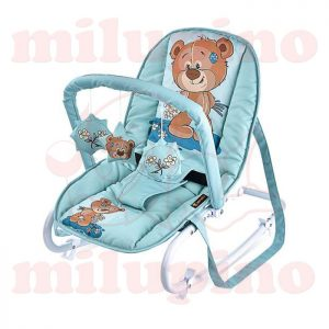 Lorelli Bertoni ležaljka Top Relax Blue Cute Bear