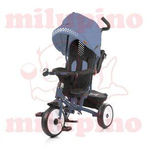 Chipolino dečiji tricikl Sportiko Blue