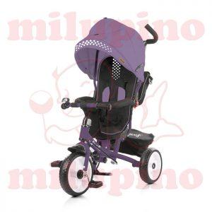 Chipolino dečiji tricikl Sportiko Purple