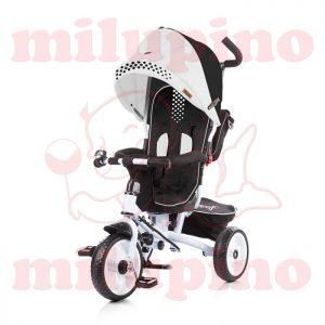 Chipolino dečiji tricikl Sportiko White