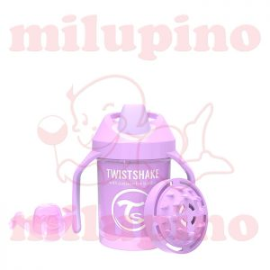 Twistshake dečija flašica Pastel 230ml Lila