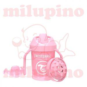 Twistshake dečija flašica Pastel 230ml Roze