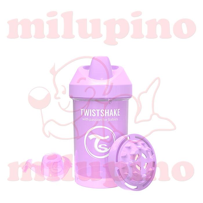 Twistshake dečija flašica Pastel 300ml Lila