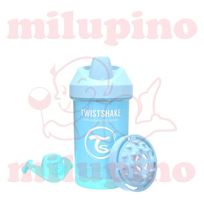 Twistshake dečija flašica Pastel 300ml Plava