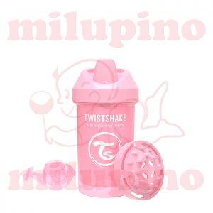Twistshake dečija flašica Pastel 300ml Roze