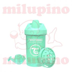 Twistshake dečija flašica Pastel 300ml Zelena