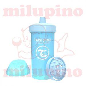 Twistshake dečija flašica Pastel 360ml Plava