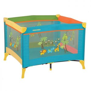 NouNou ogradica Play Time Multicolour