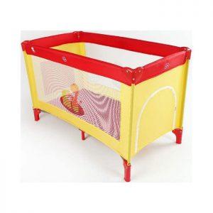 BBO prenosivi krevetac 1 nivo Žuto crveni