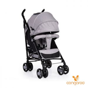 Cangaroo kolica Joy Grey