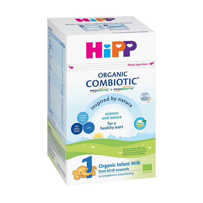 Hipp Combiotic 1 mleko 800g