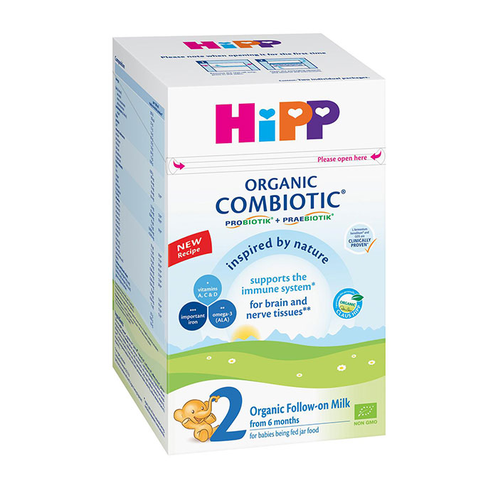 Hipp Combiotic 2 mleko 800g