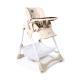 Cangaroo stolica za hranjenje Chocolate Beige