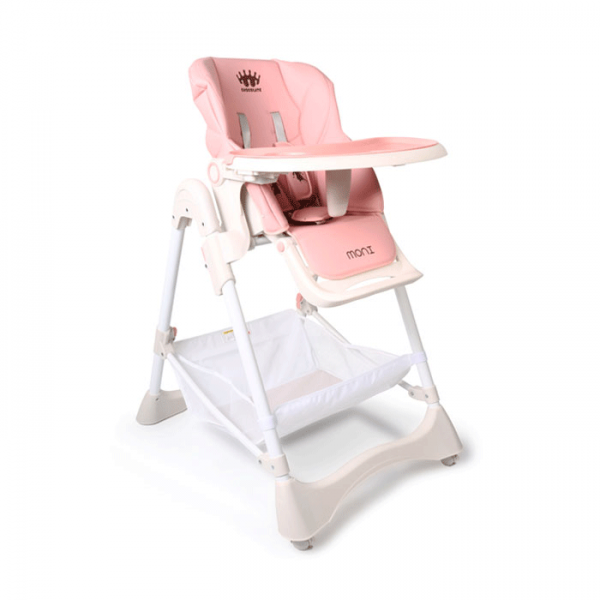 Cangaroo stolica za hranjenje Chocolate Pink