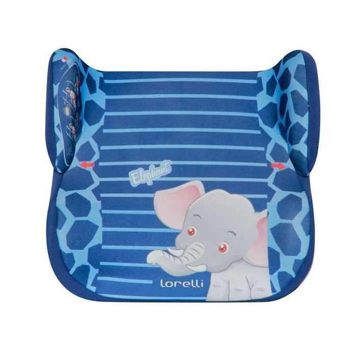 Lorelli Bertoni Booster Topo Comfort Elephant 15-36kg